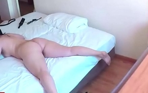 In the neighbourhood of webcam round a motor hotel room. raf303